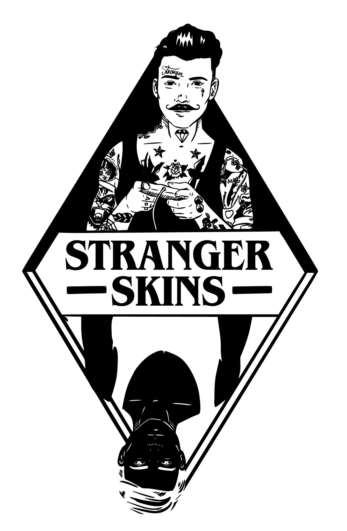 Stranger Skins